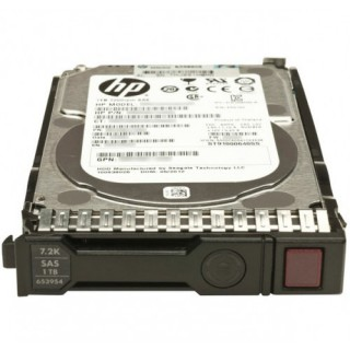 HP 1TB SATA 10K SFF in 3.5in Frame HDD pour Workstation Z220, Z420, Z620, Z820