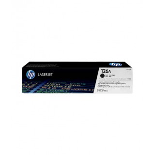 HP CE310A 126A TONER CARTRIDGE BLACK 126A FOR LASERJET PRO 100 M 175A/ CP 1025