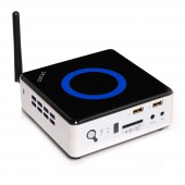 ZOTAC ZBOX Nano i5-3337U 4Gb 500Gb Free Dos  + Ecran Dell + Clavier + Souris + Bit defender Internet security 2015