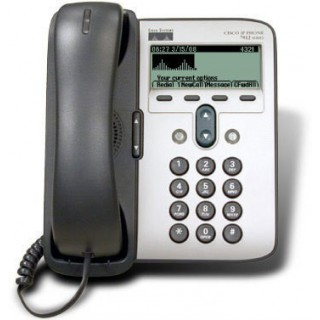 Cisco CP-7912G-A 7912 G VOIP IP Phone 7900 Series