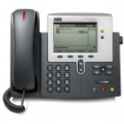 CP-7940G CISCO IP PHONE 7940G, GLOBAL -Cordon étiro Poste num (anthracite)