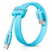 100 MAC APPLE LIGHTRNING SYNC CABLE BLUE