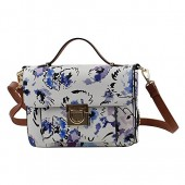 Bluebags EFERRI - Bolso Fashion Damaso, Besaces femme, Bleu (Azul)