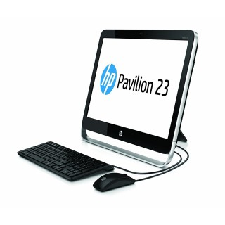 "HP PAVILION 23 Core i7 -6700T 23"" 10pt touch 8Go/1To DVDRW W10"