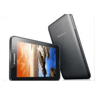 "Lenovo Tablet A7-30H 7"" IPS Wifi/3G QC 1.3GHz 16GB 1GB Android 4.4 Bk"