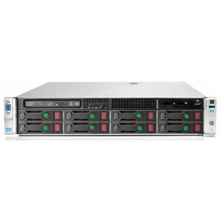 HP ProLiant DL380p Gen8 E5-2620 1P