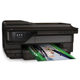 HP OfficeJet 7610 Wide Format AIO Printer NOIR 33PPM/ Couleur : 29PPM