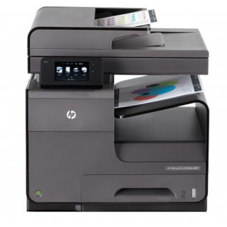 Imprimante Multifonction HP Officejet Pro X576dw (CN598A/A80) All in One, 70ppm, 4200 RMPV, front USB, 10.9cm CGD