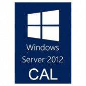 Windows Serveur CAL 2012 French 1pk DSP OEI 5 Clt User CAL