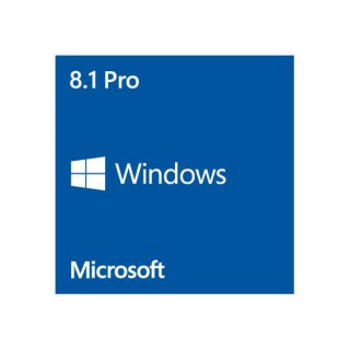 Microsoft Windows Pro 8.1 X 64 French 1 pk DSP OEI DVD
