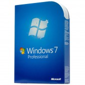 Microsoft Windows 7Pro SP1x64 French 1PK DSP OEM DVD
