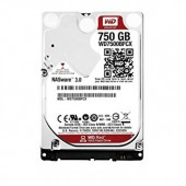 WESTERN DIGITA 750GB RED 16MB 2.5IN SATA 6GB/S INTELLIPOWERRPM (LATITUDE)