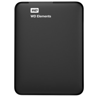 "WD Elements Portable 500Go HDD Ext 2,5"" Noir"